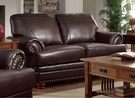 Colton Traditional Loveseat - Coaster 504412