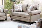 Deangelo Loveseat Compel Wheat - Chelsea Home Furniture 784600-02-L-CW