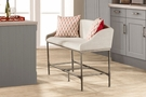 Dillon Counter Height Bench - Hillsdale 4188-890