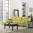 Empress Left-Arm Sectional Sofa EEI-1666-WHE (Shipping Included)