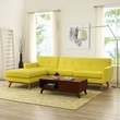 Engage Left-Facing Sectional Sofa in Sunny - East End Imports EEI-2068-SUN-SET (Shipping Included)