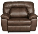 Grant Reclining Oversized Chair Brown - Chelsea Home Furniture 732410-56-1010-37826-B