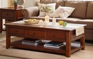 Harbor House Asheville Coffee Table in Brown - Olliix HH120-0050