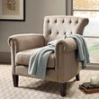 Harbor House Chatham Accent Chair in Taupe - Olliix HH100-0071