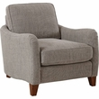 Harbor House Donovan Fabric Lounge in Charcoal - Olliix HH100-0114