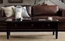 Harbor House Eaton Coffee Table in Brown - Olliix HH120-0063