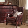 Harbor House Ernest Accent Chair in Brown - Olliix HH100-0072