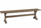 Harbor House Farmhouse Bench in Brown - Olliix HH105-0155