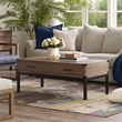 Harbor House Fraser Coffee Table in Grey - Olliix HH120-0107