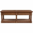 Harbor House Georgetown Coffee Table in Brown - Olliix HH120-0122