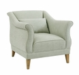 Harbor House Lucy Salon Chair in Green - Olliix HH100-0143