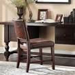 Harbor House Napa Dining Chair in Brown - Olliix HH100-0085