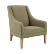 Harbor House Norse Accent Chair in Gray - Olliix HH100-0119