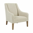 Harbor House Norse Accent Chair in Ivory - Olliix HH100-0120