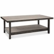 INK+IVY Cody Coffee Table in Pewter - Olliix IIF17-0012