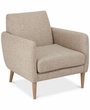 INK+IVY Davey Accent Chair in Sand/Brown - Olliix II100-0116