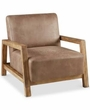 INK+IVY Easton Lounge in Taupe/Natural - Olliix II100-0048