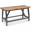 INK+IVY Lancaster Gathering Bench in Amber - Olliix FPF20-0314