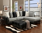Landon 2 Pc. Sectional - Chelsea Home Furniture 196350-SEC-IS