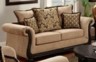 Lily Loveseat - Chelsea Home Furniture 476000-L-DT