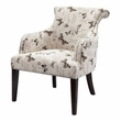 Madison Park Alexis Rollback Accent Chair in Multi - Olliix FPF18-0095