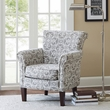 Madison Park Brooke Chair in Grey - Olliix FPF18-0108