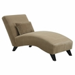 Madison Park Cameron Chaise in Taupe - Olliix 258219990