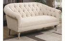 Natural Color Settee - Coaster 902498