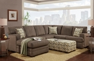 Northborough Sectional - Chelsea Home Furniture 474160-SEC-HP