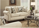 Weymouth Loveseat - Chelsea Home Furniture 553111-LV-FS