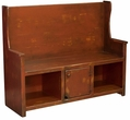 Ye Old Bench w/ Hole - Chelsea Home Furniture 465-236-C