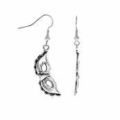 Anastasia's Mask Charm Dangle Earrings