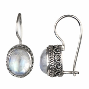 Belinda's Moonstone Earrings