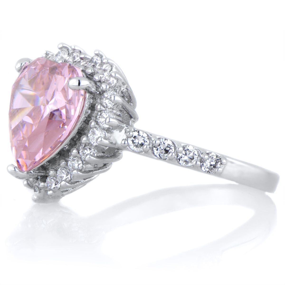 100 Shaped Engagement Rings