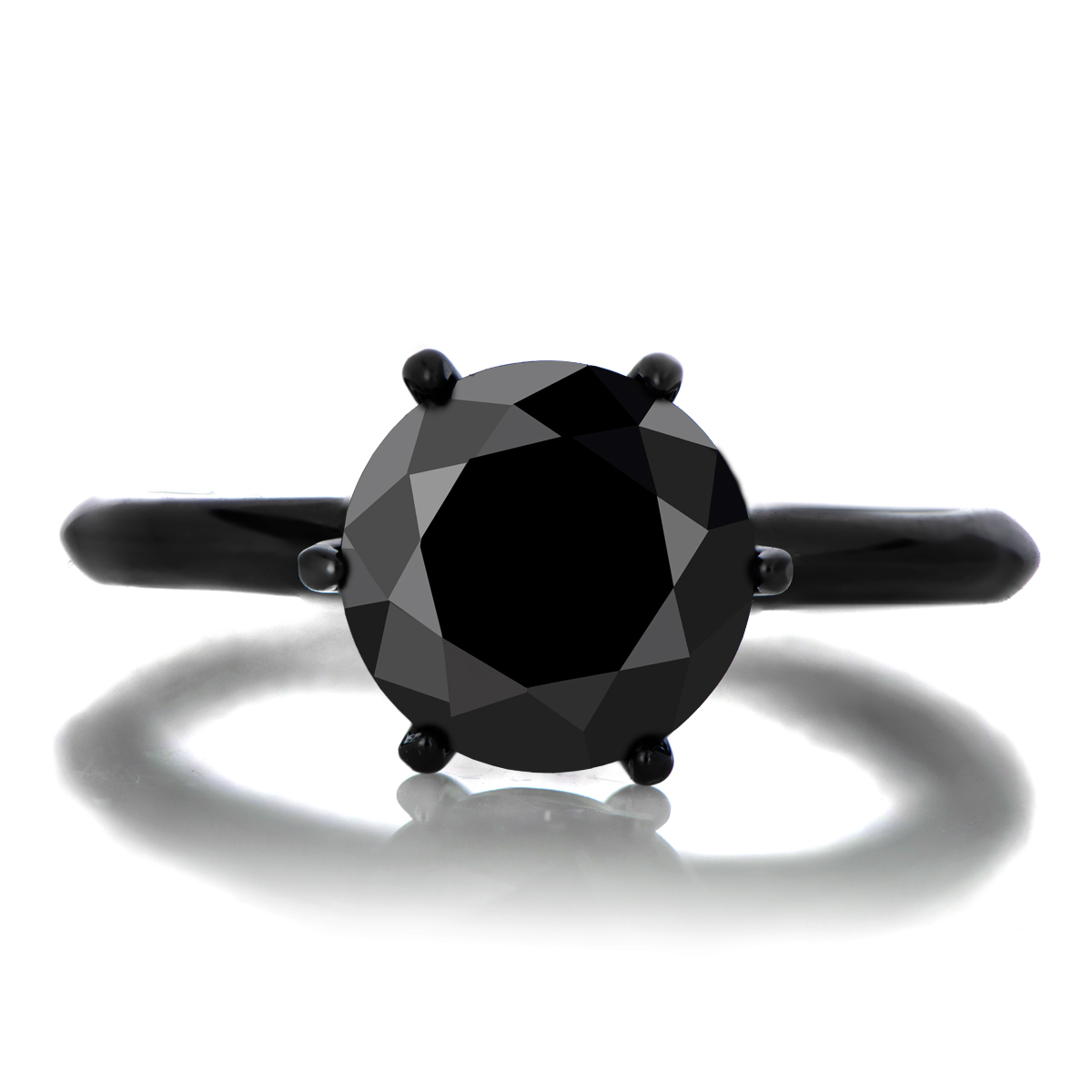 wedding rings black Black Onyx S Sterling Silver Mens Ladies Couple Promise Ring Wedding Bands Matching Set Best