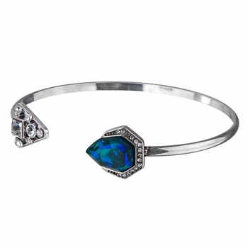 Gwyneth's Crystal Bangle Bracelet