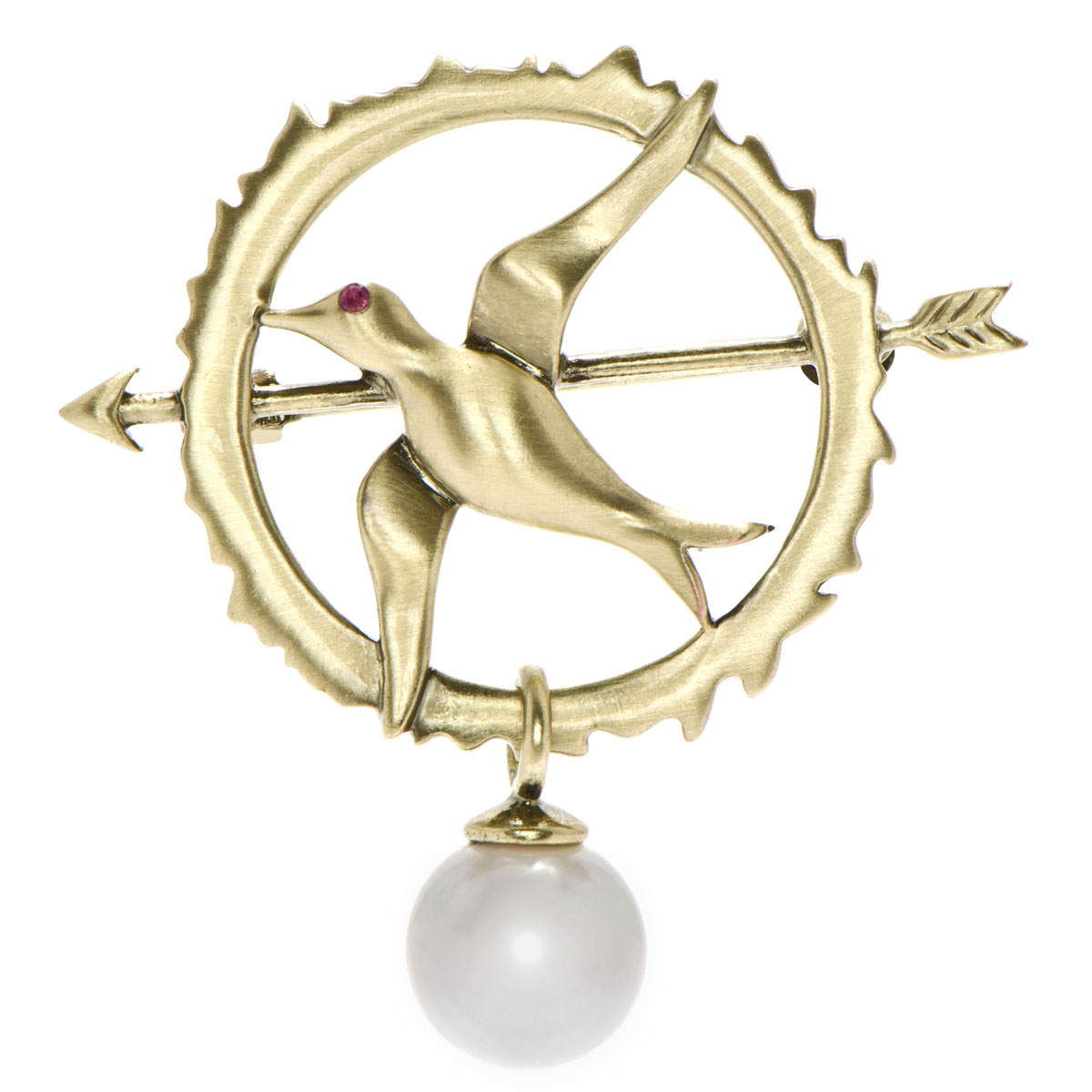 Hunger Gamesparable Jewelry: Mockingjay Pin