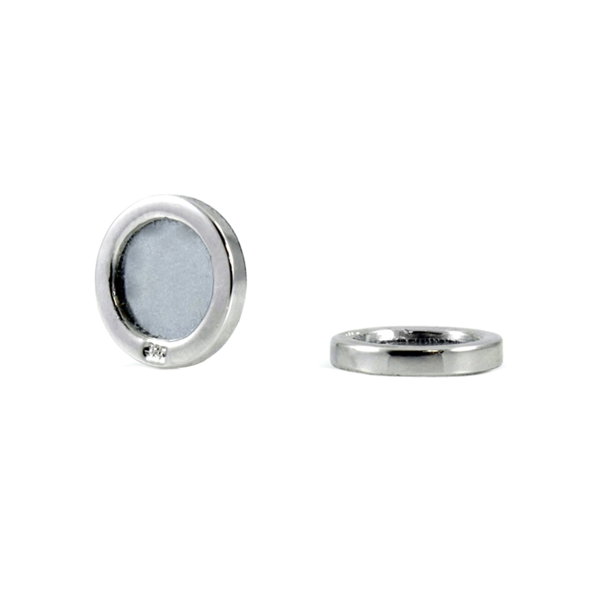Magnetic Earring Backs  12mm Roll Off Image To Close Zoom Window