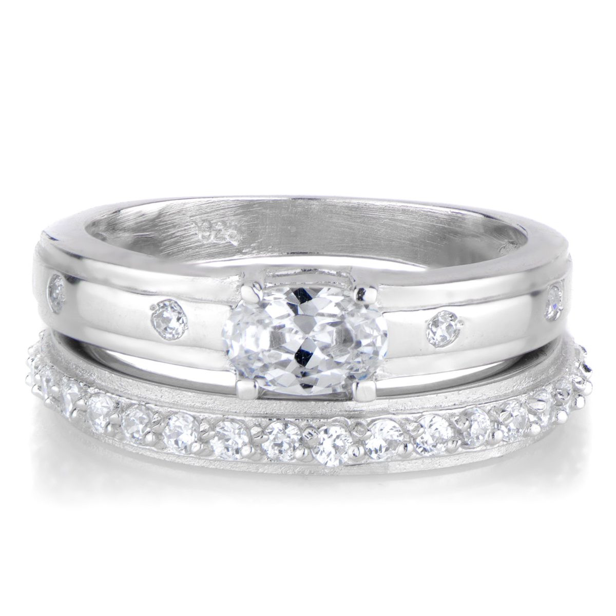 28 excellent unusual wedding ring sets navokalcom for Awesome wedding ring sets