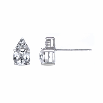 Millie's CZ Stud Earrings