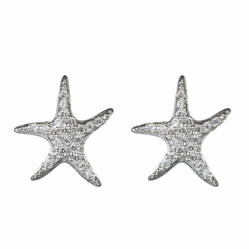 Vancouver Starfish Stud Earrings