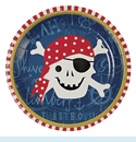 Ahoy There Pirate Small Plate