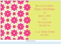 Ainsley Blossom Invitation