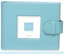 Aqua Mini Photo Wallet