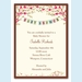 Baby Bird Shower Invitation - click to enlarge