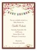 Baby Bird Shower Invitation