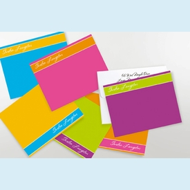 Banded Correspondence Cards (set of 24) - click to enlarge
