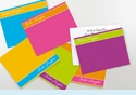 Banded Correspondence Cards (set of 24)