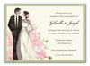 Beautiful Couple Invitation