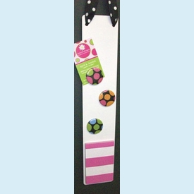 Big Dots Hanging Around Magnet Strip - click to enlarge